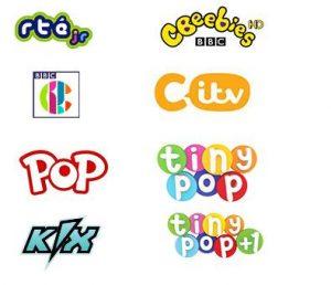 Freesat Kids channels