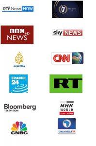 Freesat news channels