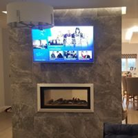 tv brackets, tv hanging, wall mount tv, no wires, saorview, freesat